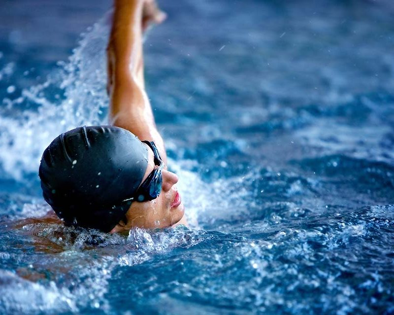 swimming is good for the body